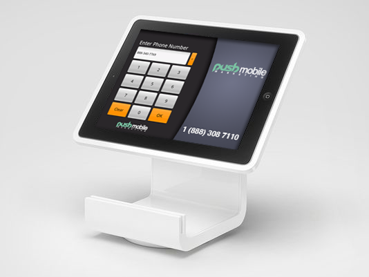 Loyalty Kiosk Features